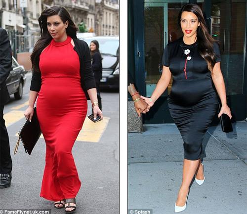 Cô Kim tự ti với vóc dáng khi mang thai - 2