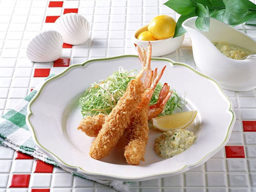 Cách làm tempura tôm giòn ngon đúng điệu - 8