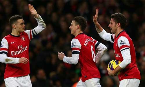 Arsenal cải tổ: Bắt đầu từ hàng công - 1