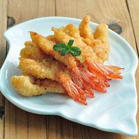 Cách làm tempura tôm giòn ngon đúng điệu