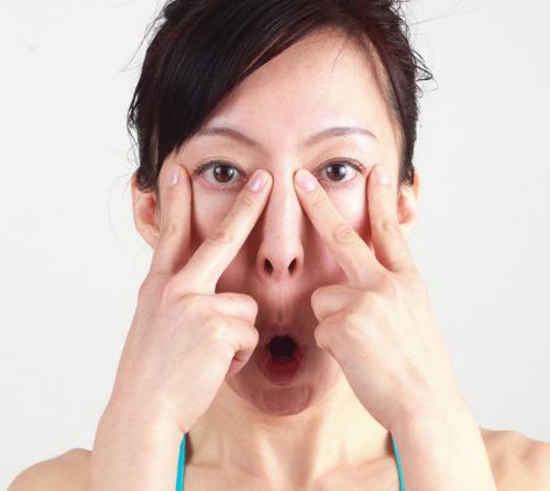 Khuôn mặt cũng cần tập yoga để trẻ hơn! - 5