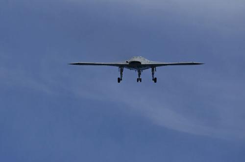 UAV Mỹ cất cánh thành công từ tàu sân bay - 7