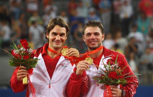Wawrinka dưới cái bóng của Federer - 1