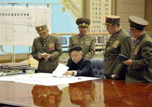 LHQ: Cấm vận Triều Tiên đã có tác dụng - 1