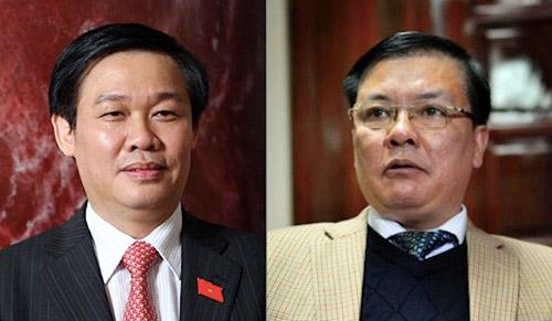QH sẽ miễn nhiệm BT Tài chính Vương Đình Huệ - 1