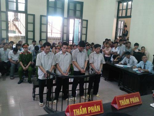 Án nặng cho nhóm giết GĐ BV Thanh Nhàn - 3