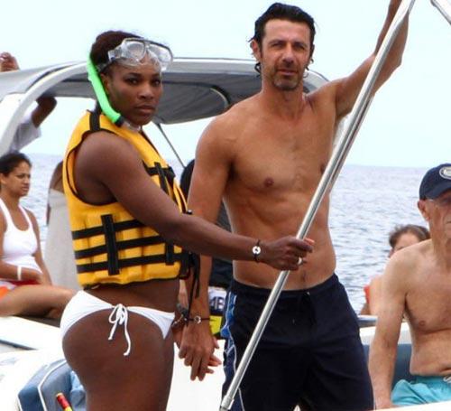 """Bạn trai giúp Serena Williams """"lên đỉnh"""" - 2"""