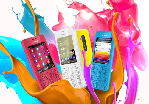 Nokia 206 - Điện thoại phổ thông, tính năng smartphone - 3