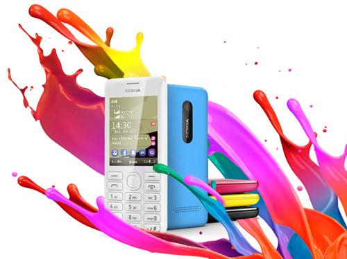 Nokia 206 - Điện thoại phổ thông, tính năng smartphone - 1