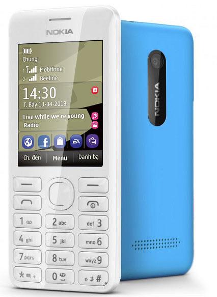 Nokia 206 - Điện thoại phổ thông, tính năng smartphone - 4