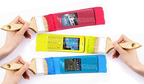 Nokia 206 - Điện thoại phổ thông, tính năng smartphone - 2
