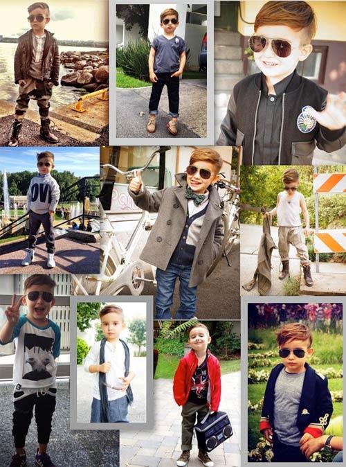Những nhóc tì sành điệu nhất thế giới - 12