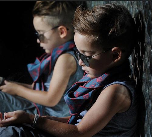 Những nhóc tì sành điệu nhất thế giới - 9