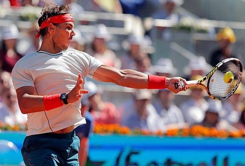 Nadal - Fognini: Phát súng khai màn (V2 Rome Masters) - 1
