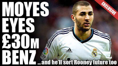 MU bán Rooney, mua Benzema: Hợp lý? - 2