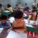 Giáo dục - du học - Cả làng cho con học thêm trước khi lớp 1
