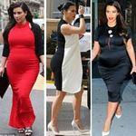 Thời trang - Cô Kim tự ti với vóc dáng khi mang thai