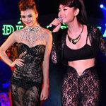Thời trang - Người đẹp Việt bị lên án vì váy nhạy cảm
