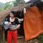 Tin tức trong ngày - Hủ tục trẻ sơ sinh theo mẹ sống bìa rừng
