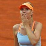 """Thể thao - Sharapova - Muguruza: """"Búp bê"""" thẳng tiến (V2 Rome Open)"""