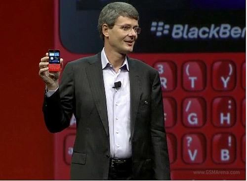 """BlackBerry công bố """"dế"""" Q5 đời mới giá rẻ - 1"""