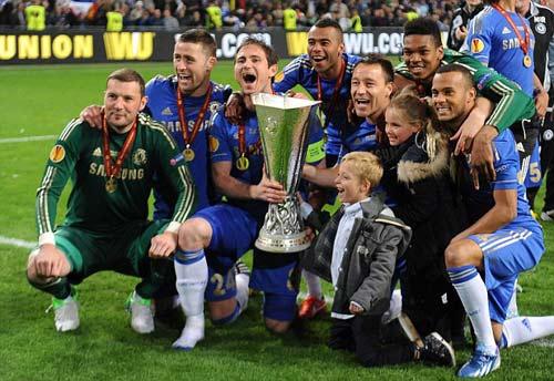 Chùm ảnh: Chelsea trên đỉnh vinh quang - 5