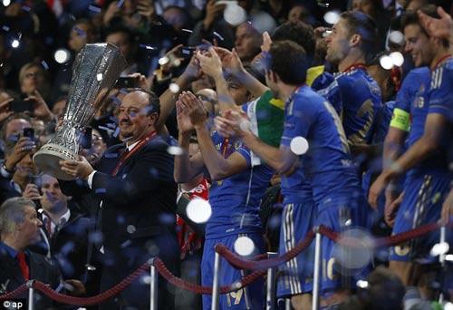 Chùm ảnh: Chelsea trên đỉnh vinh quang - 4