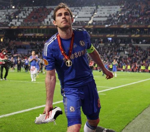 Chùm ảnh: Chelsea trên đỉnh vinh quang - 8