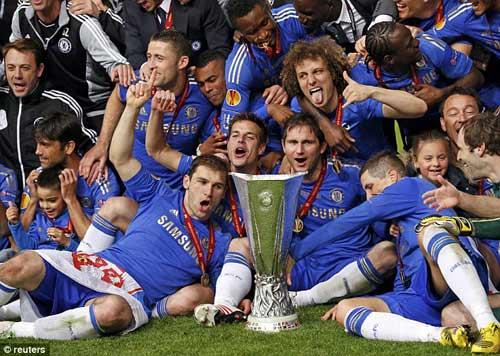 Chùm ảnh: Chelsea trên đỉnh vinh quang - 9