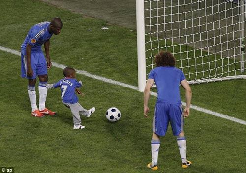 Chùm ảnh: Chelsea trên đỉnh vinh quang - 10