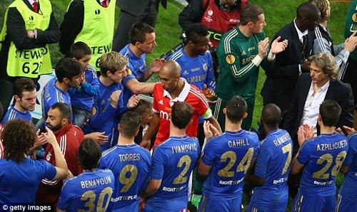Chùm ảnh: Chelsea trên đỉnh vinh quang - 1