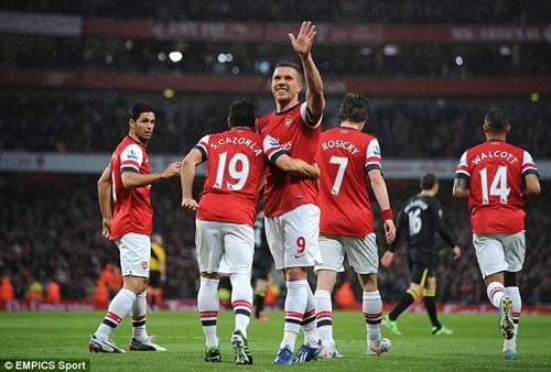 Chelsea - Arsenal: Kịch bản đá play-off - 1