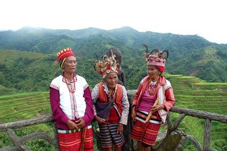 Choáng ngợp ruộng bậc thang Philippines - 3