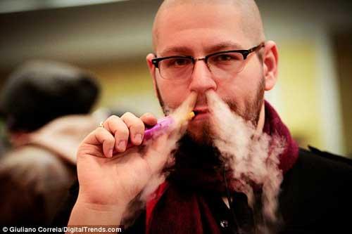 Những điếu thuốc lá điện tử có một không hai - 1