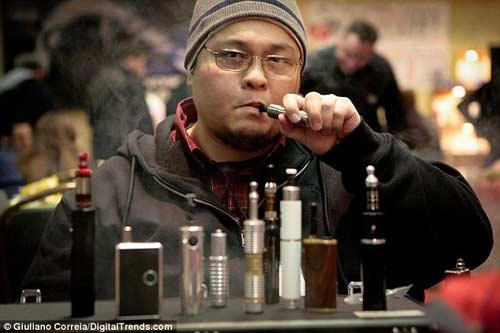 Những điếu thuốc lá điện tử có một không hai - 11