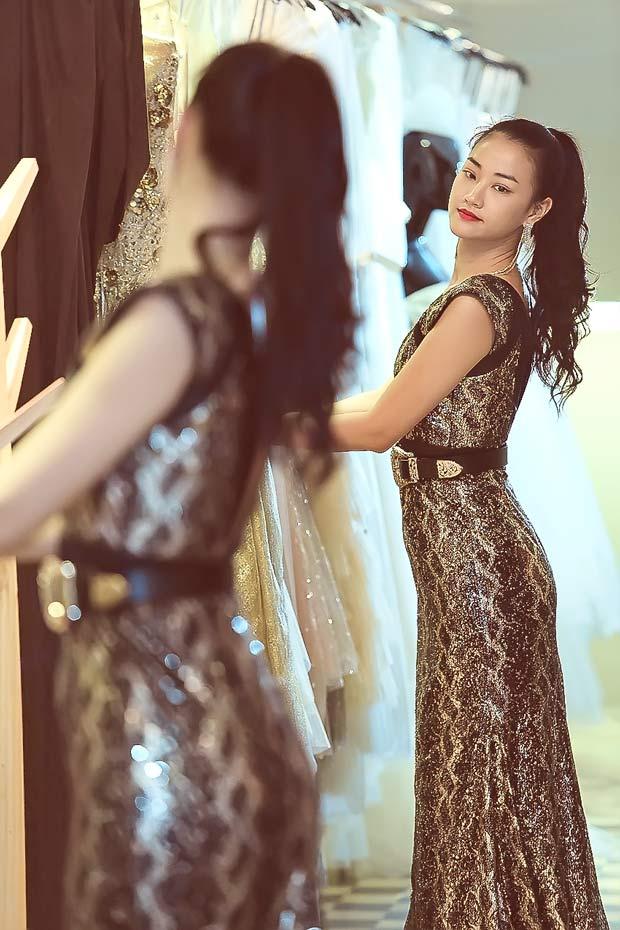 Sao Việt nô nức lựa váy áo đi Cannes - 11