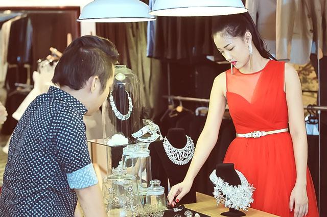 Sao Việt nô nức lựa váy áo đi Cannes - 7