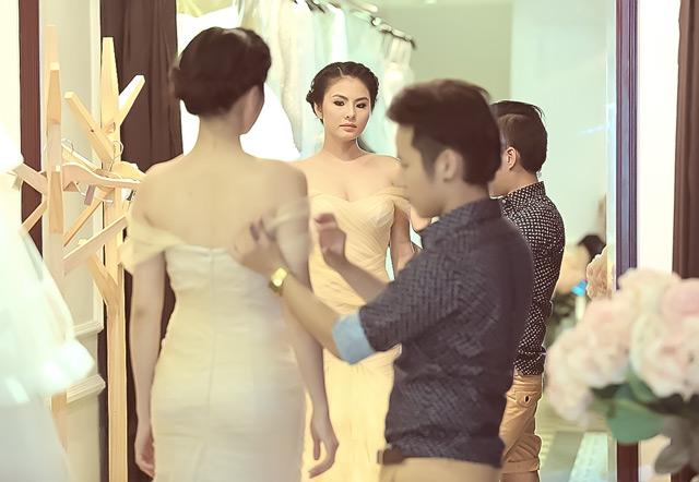 Sao Việt nô nức lựa váy áo đi Cannes - 4