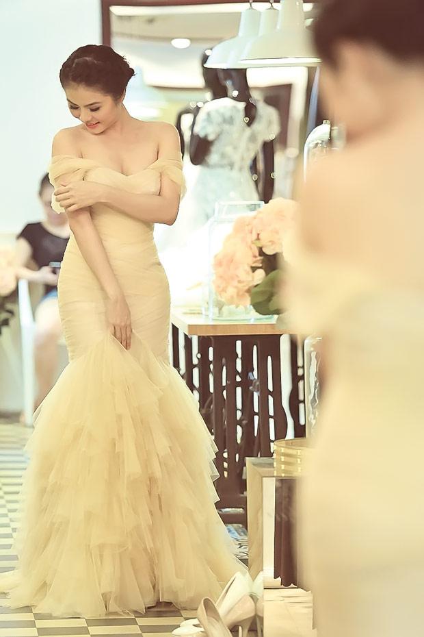 Sao Việt nô nức lựa váy áo đi Cannes - 3