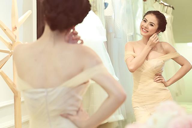 Sao Việt nô nức lựa váy áo đi Cannes - 1