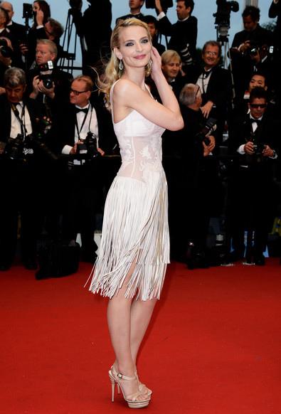 Phạm Băng Băng chán chơi trội tại Cannes - 14