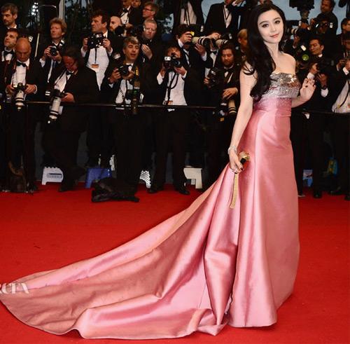 Phạm Băng Băng chán chơi trội tại Cannes - 2