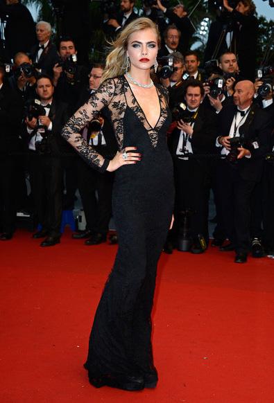 Phạm Băng Băng chán chơi trội tại Cannes - 12
