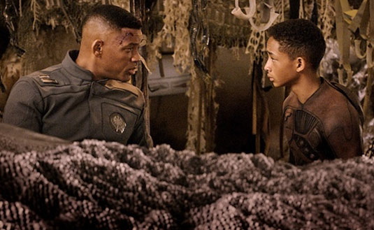 After Earth: Cuộc tái ngộ của cha con Smith - 2