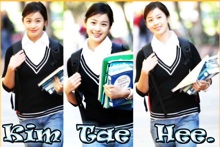 Kim Tae Hee trong veo 9 năm về trước - 3