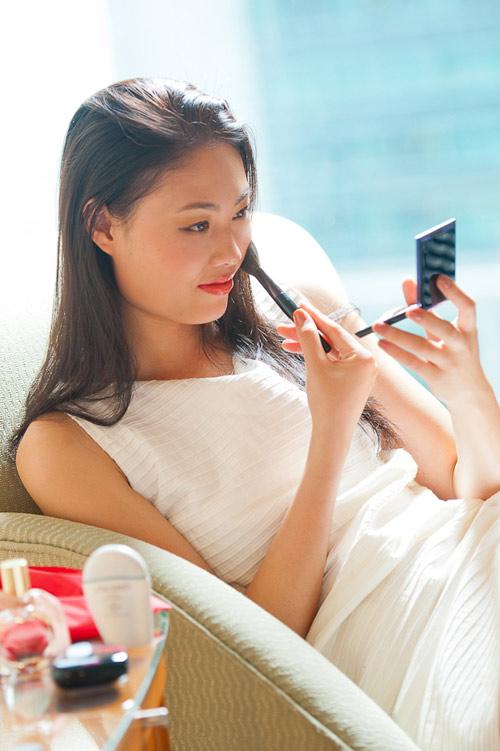 Hình ảnh mới nhất của Mai Giang Next Top - 1