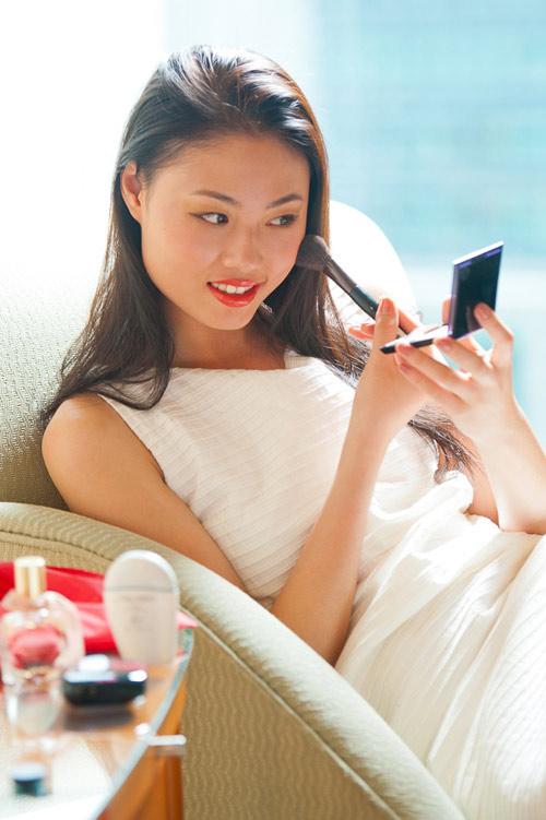 Hình ảnh mới nhất của Mai Giang Next Top - 2