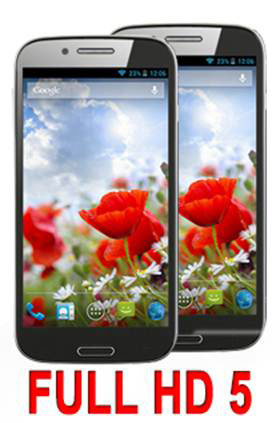 Saigonphone ra mắt siêu smartphone Full HD giá rẻ - 2