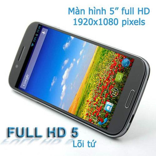 Saigonphone ra mắt siêu smartphone Full HD giá rẻ - 3