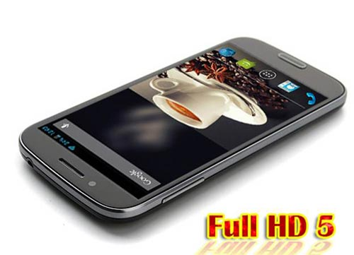 Saigonphone ra mắt siêu smartphone Full HD giá rẻ - 6